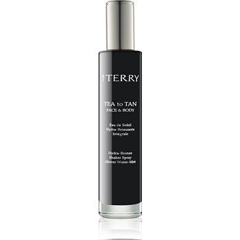 By Terry Tea to Tan hydratační a bronzující sprej na obličej a tělo odstín N°1 - Summer Bronze 100 ml