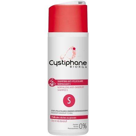 Cystiphane Biorga S normali. šampon proti lupům 200ml