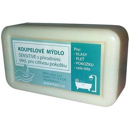 Kappus Koupelové mýdlo Sensitive 150g