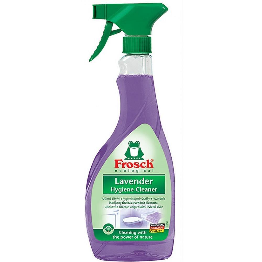 FROSCH Hygienický čistič Levandule EKO 500 ml