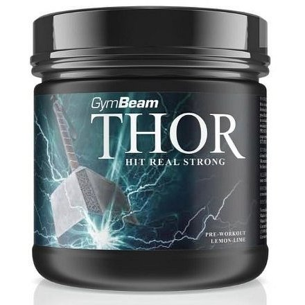 GymBeam Thor lemon lime - 210 g