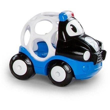 Hračka autíčko policejní Jacob Oball Go Grippers 18m+