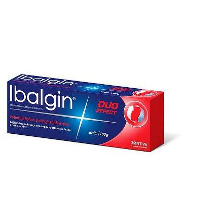 Ibalgin Duo Effect dermální krém  1 x 100 gm
