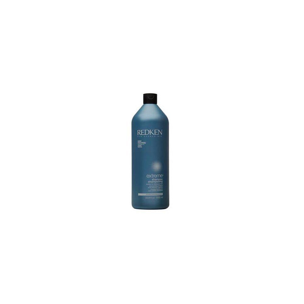 REDKEN Extreme Shampoo 1000 ml Pro oslabené poškozené vlasy