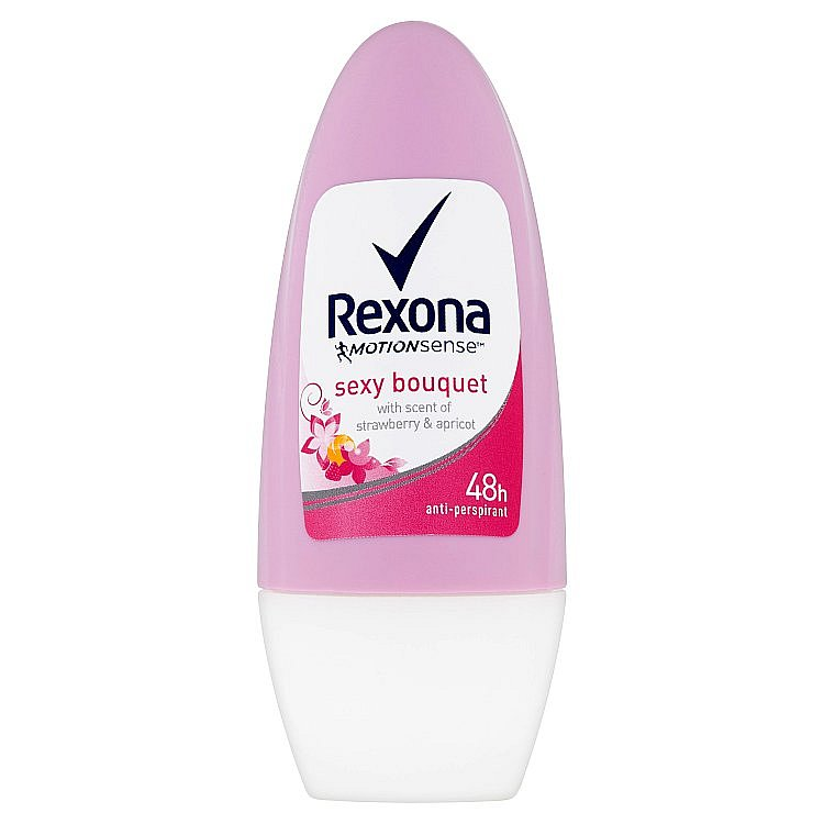 Rexona sexy bouquet kuličkový antiperspirant 50 ml