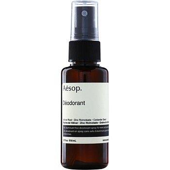 Aēsop Body deodorant ve spreji bez obsahu hliníku  50 ml