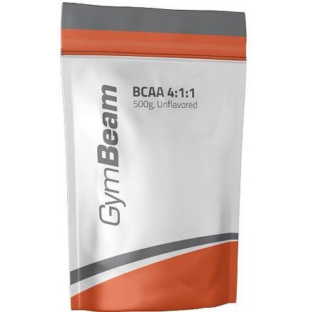 Bcaa 4:1:1 Instant - GymBeam green apple - 250 g