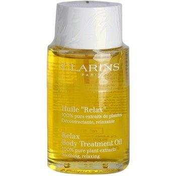 Clarins Body Specific Care relaxační tělový olej s rostlinnými extrakty  100 ml