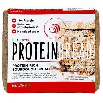 HealthyCo Proteinový chléb