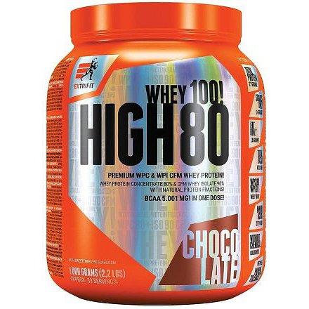 High Whey 80 1000 g čokoláda