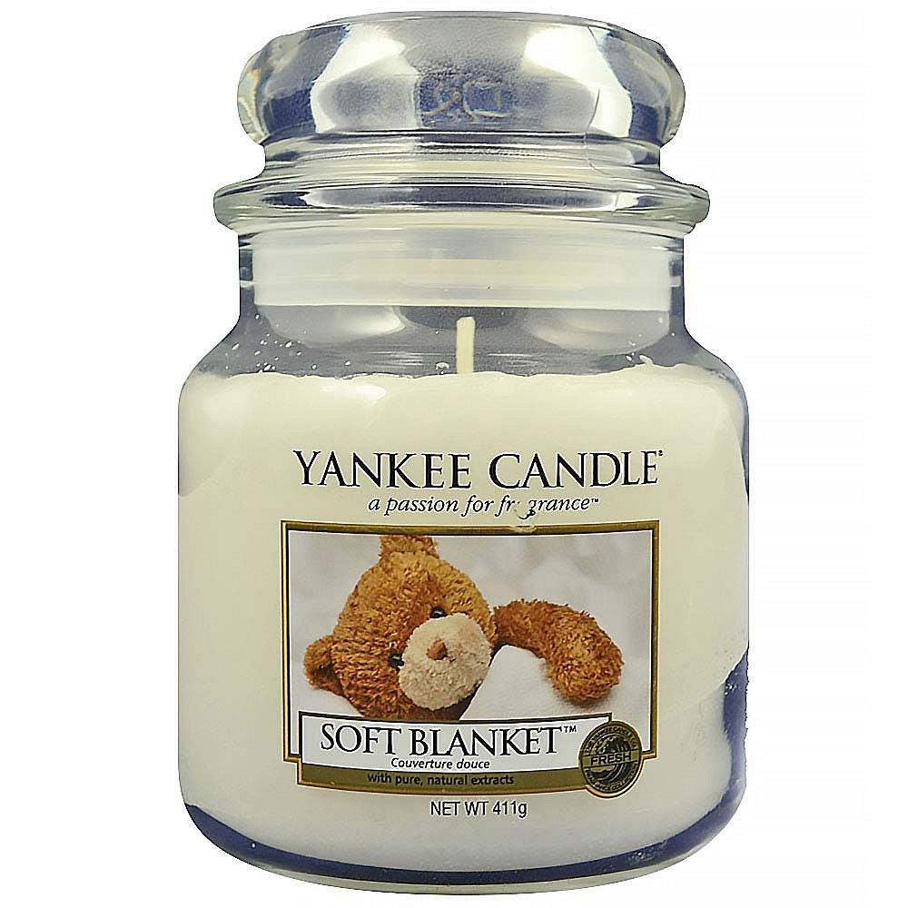 YANKEE CANDLE Classic Soft Blanket střední 411 g
