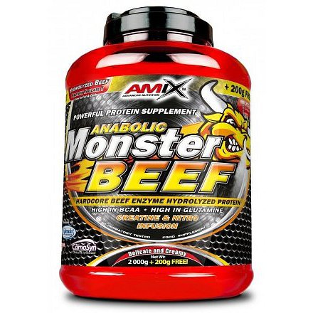 Anabolic Monster BEEF 90% Protein 2200g chocolate