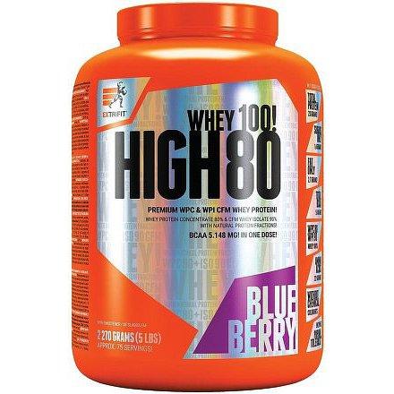 High Whey 80 2,27 kg borůvka
