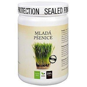 Natural Medicaments Mladá pšenice BIO 250g