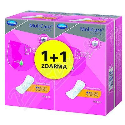 MoliCare Lady 1.5 kapky (1+1 zdarma) - II.jakost