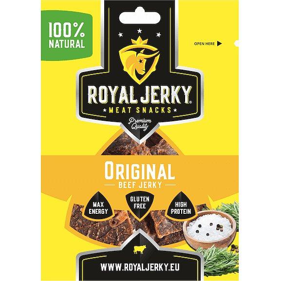 Royal Jerky Beef Original 22g