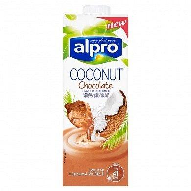 Alpro Kokosovo čokoládový nápoj 1l