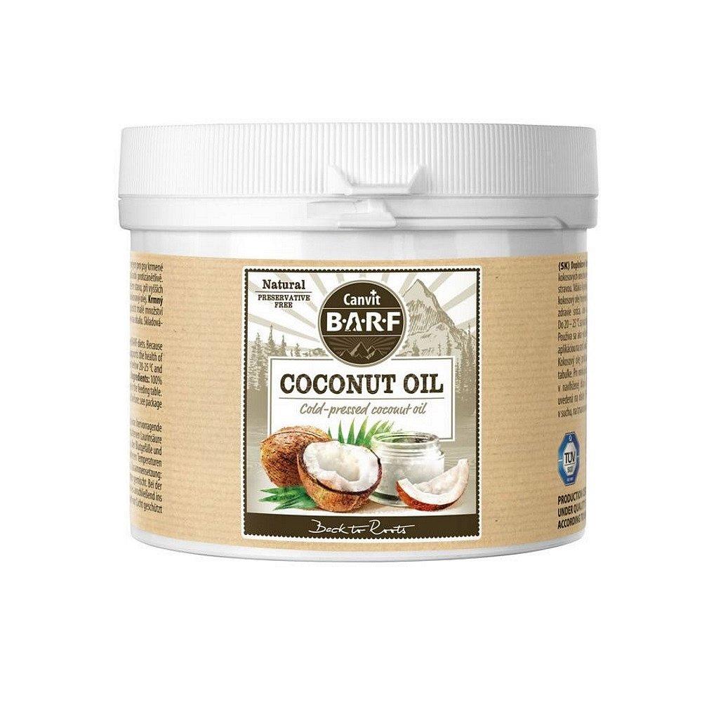 CANVIT BARF Kokosový olej pro psy 600 g