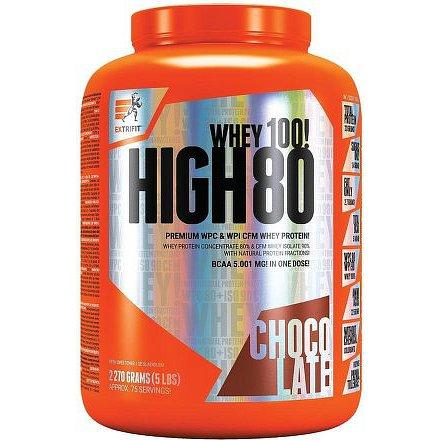 High Whey 80 2,27 kg čokoláda