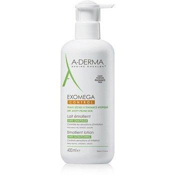 A-Derma Exomega zvláčňující tělové mléko pro velmi suchou citlivou a atopickou pokožku 400 ml