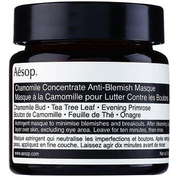 Aēsop Skin Chamomile čisticí maska pro problematickou pleť  60 ml