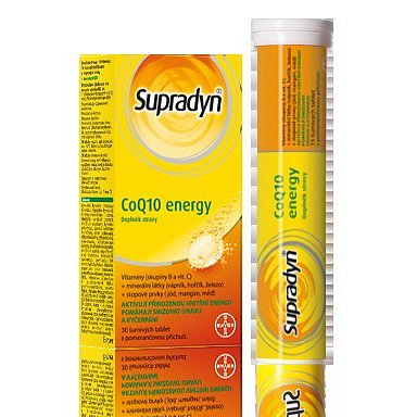 Supradyn CO Q10 Energy eff.tbl.30
