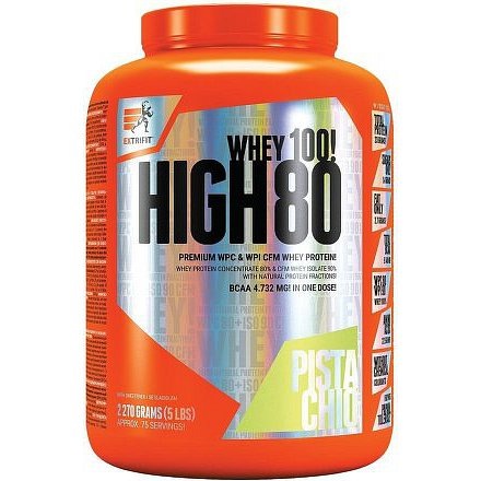 High Whey 80 2,27 kg pistácie