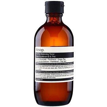 Aēsop Skin B & Tea jemné čisticí tonikum pro všechny typy pleti včetně citlivé  200 ml