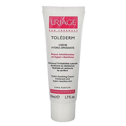 Uriage Hydratační a zklidňující krém pro intolerantní pleť Toléderm (Hydra-Soothing Cream) 50ml