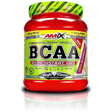 BCAA Micro Instant Juice 400+100g pomeranč