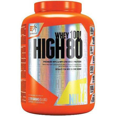 High Whey 80 2,27 kg vanilka
