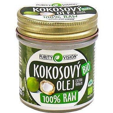 Purity Vision Raw kokosový olej BIO 120ml