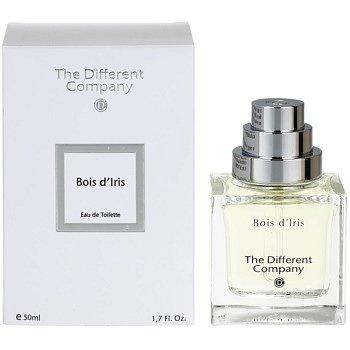 The Different Company Bois d´Iris toaletní voda pro ženy 50 ml