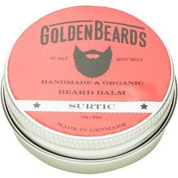 Golden Beards Surtic balzám na vousy  30 ml