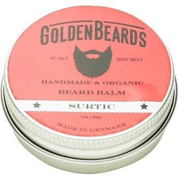 Golden Beards Surtic balzám na vousy  30 ml