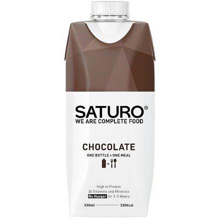 SATURO Chocolate 330ml