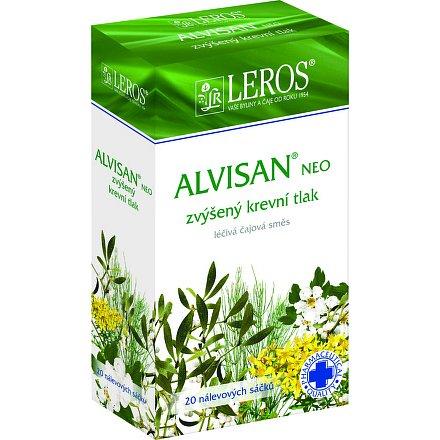 LEROS Alvisan NEO perorální léčivý čaj 20 x 1.5 g sáčky