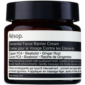 Aēsop Skin Elemental intenzivní hydratační krém pro obnovu kožní bariéry  60 ml