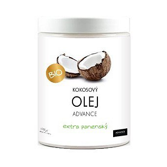 BIO Kokosový olej ADVANCE 1000ml