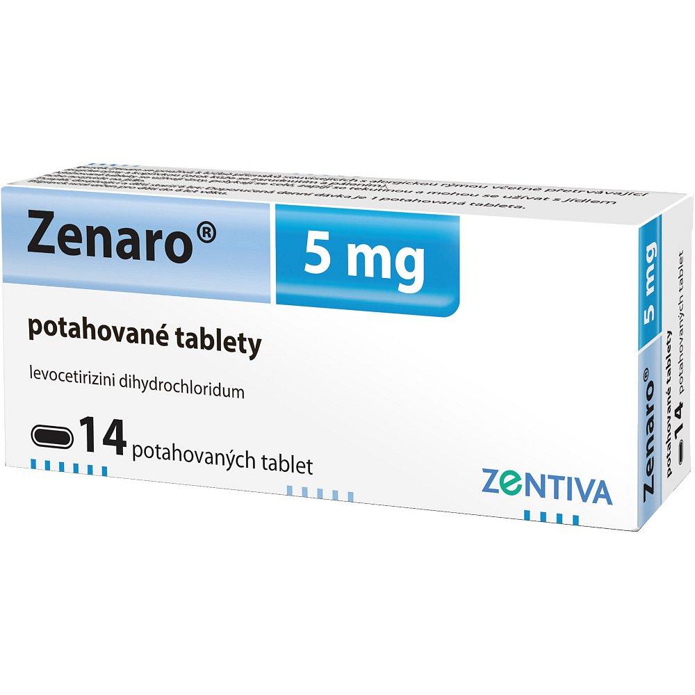 Zenaro tablety 14ks