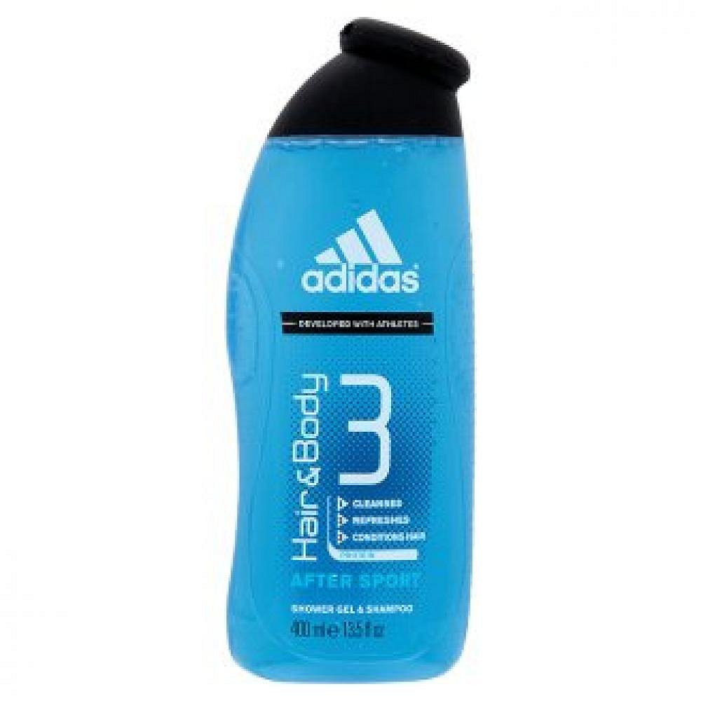 Adidas sprchový gel 400ml men After Sport