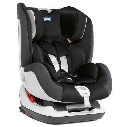 Autosedačka Seat UP - Jet Black 0-25 kg