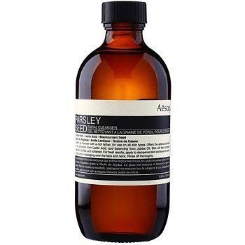 Aēsop Skin Parsley Seed jemný čisticí gel pro všechny typy pleti  200 ml