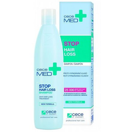 CECEMED STOP HAIR LOSS SHAMPOO 300ml