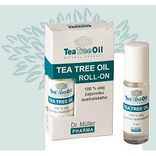 Dr. Müller Tea Tree Oil roll-on 4 ml