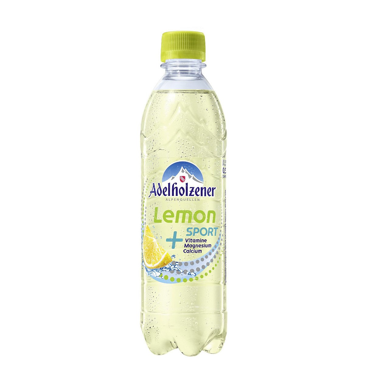 Adelholzener Sport Lemon 500 ml