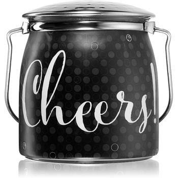 Milkhouse Candle Co. Creamery Celebrate! vonná svíčka Butter Jar I. 454 g