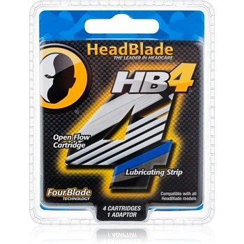 HeadBlade HB4 náhradní břity 4 ks