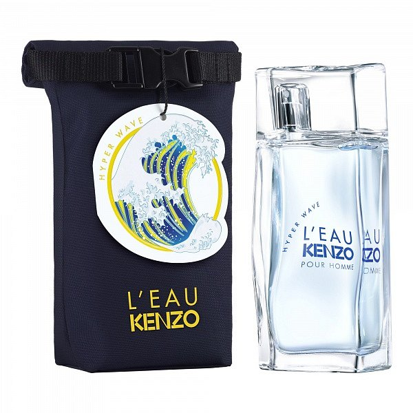 Kenzo L´Eau Kenzo Hyper Wave Home toaletní voda pánská 50 ml
