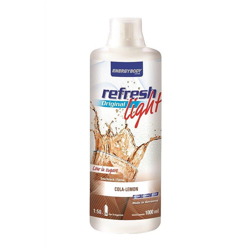 EnergyBody Refresh Light Original cola-limetka 1L